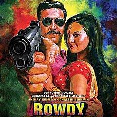 Rowdy Rathore Song Lyrics