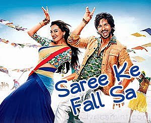 Saree Ke Fall Sa from R Rajkumar