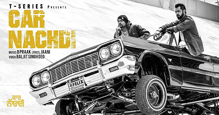Car Nachdi Lyrics - Gippy Grewal Feat Bohemia