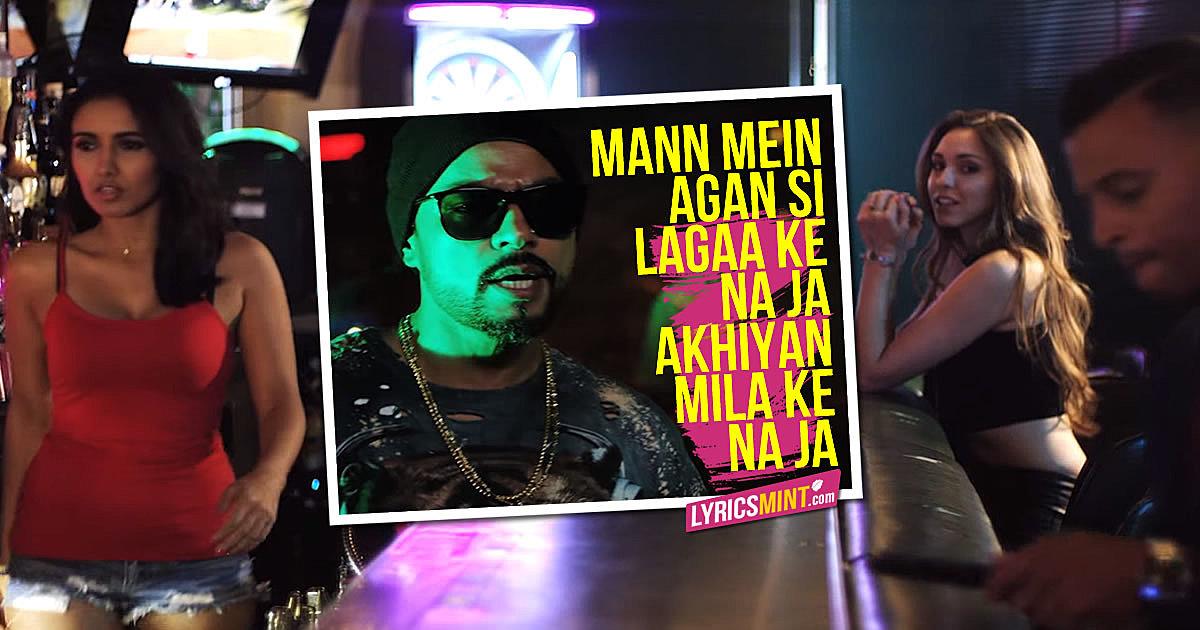 Jaane Jana Lyrics - Bohemia, J Hind