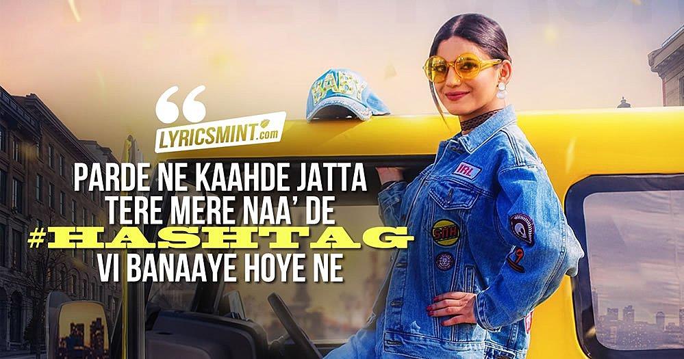 Hashtag by Meet Kaur