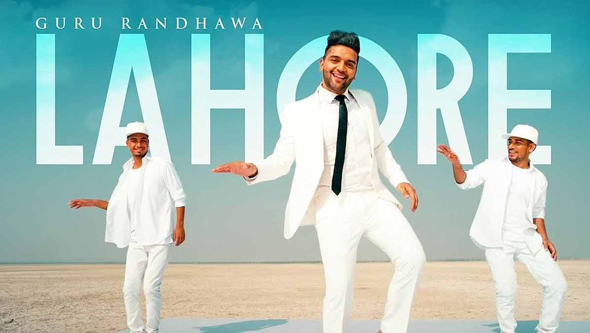 LAHORE LYRICS – Guru Randhawa | Punjabi Song