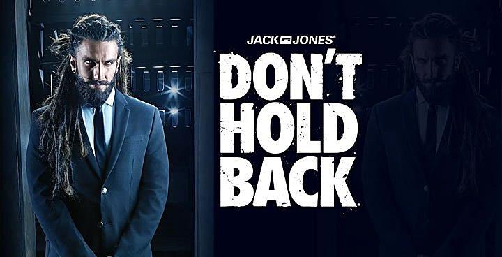 Don't Hold Back 2.0 Lyrics – Ranveer Singh & Gang   JACK & JONES