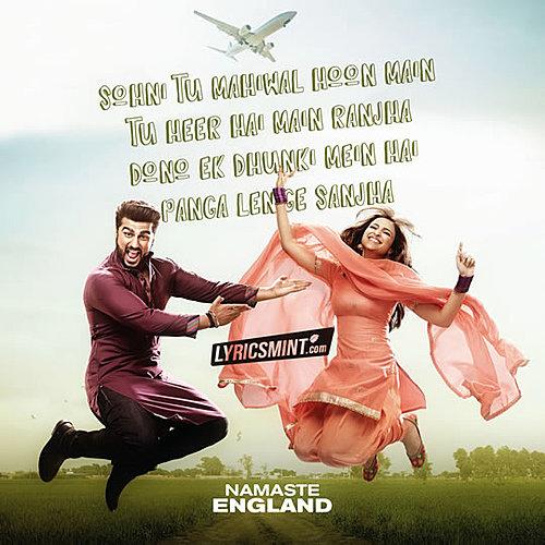 Dhoom Dhadakka Namaste England Arjun Parineeti