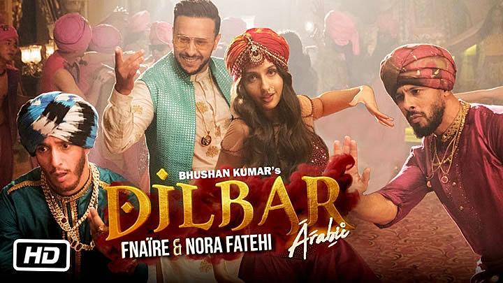 dilbar dilbar song lyrics in hindi download