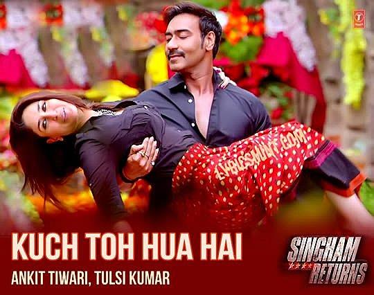 Kuch Toh Hua Hai Lyrics - Singham Returns (2014) Hindi Lyrics
