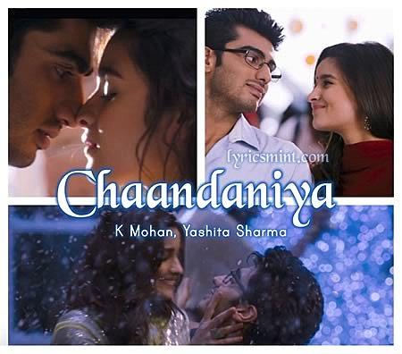 Chandaniya Lyrics - 2 States (2014) Hindi Lyrics