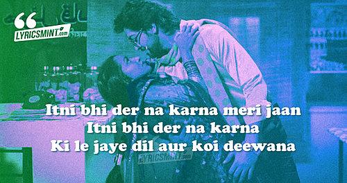 Piya Aa Lyric Haseena Parkar