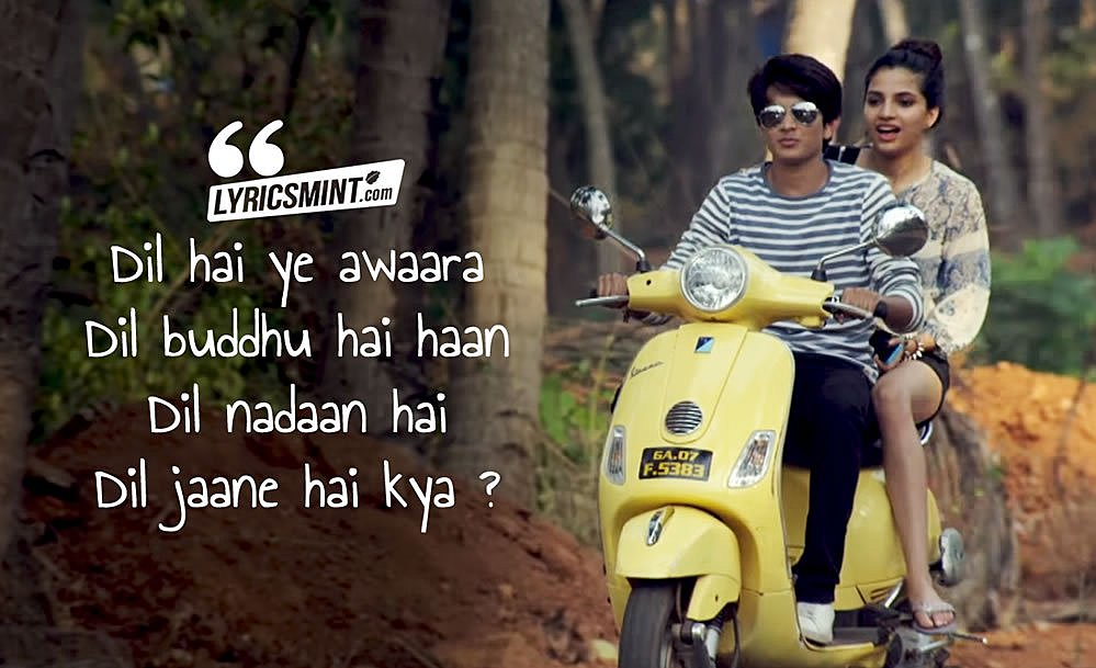 DIL BUDDHU Lyrics – Jubin Nautiyal, Pawni Pandey Feat. Vishwajeet